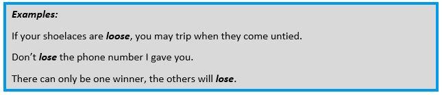 Loose-Lose